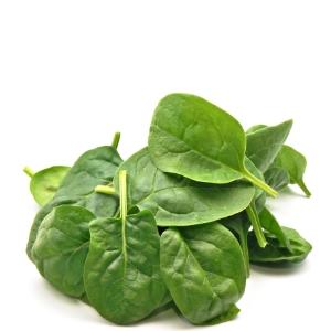 Шпинат листовой порционный