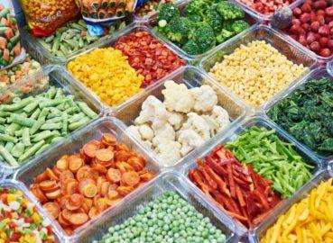 Чому ми вибираємо заморожені овочі