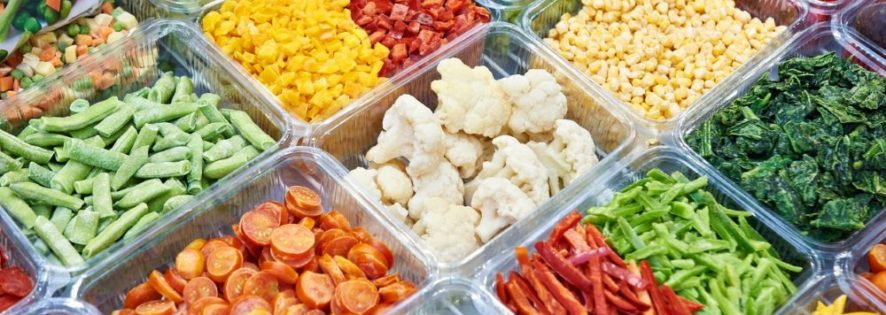 Почему мы выбираем замороженные овощи «ARDO».