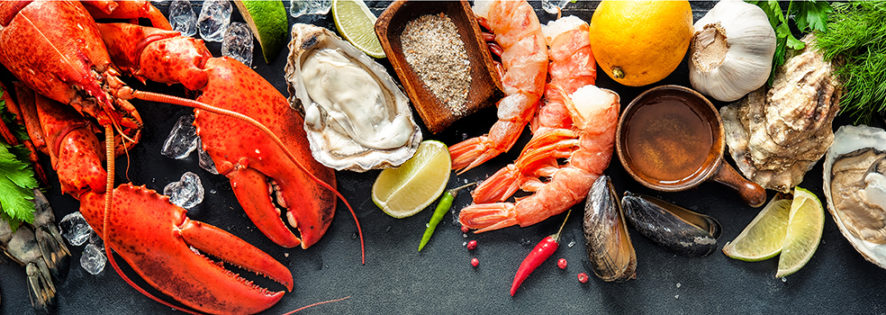 Секреты выбора морепродуктов: креветки, осьминоги, кальмары.
