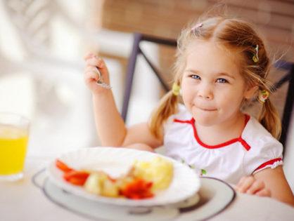Рыба в детском питании.