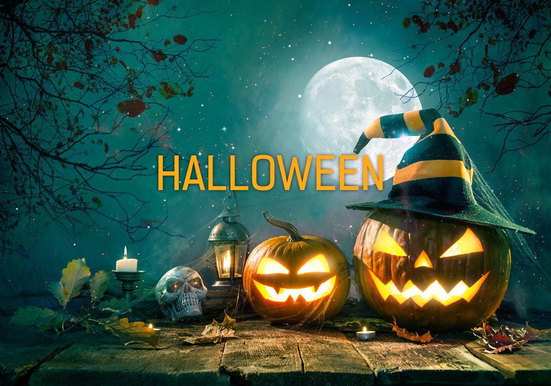 Чем удивить гостей на Halloween.